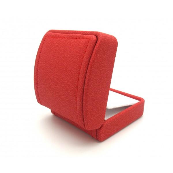ecrin boucles d 39 oreilles fa on cuir. Black Bedroom Furniture Sets. Home Design Ideas