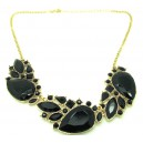Collier Black Pow