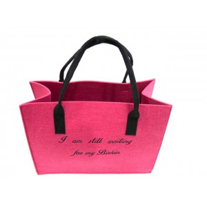"Sac ""I'm still waiting for my Birkin"" Rose"